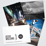 Business Card Photographer Jesse Willems