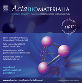 Folder for Elsevier's Acta Biomaterialia journal.
